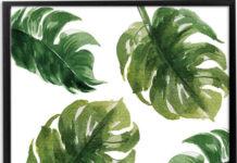 Ücretsiz Yaprak Desenli Çerçeve Şablonu Çerçeve Desenler Ücretsiz Şablonlar Yaprak Desenli Çerçeve | Ücretsiz Parti Setleri ve Fikirleri | Neşeli Süs Evim