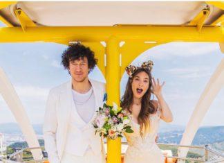 Müge Boz ve Caner Erdeniz'in Eğlenceli Düğün Fotoğrafları , Düğün Pozları, Eğlenceli Düğün Pozları, Düğün Fikirleri, Ünlülerin Düğünü | Neşeli Süs Evim