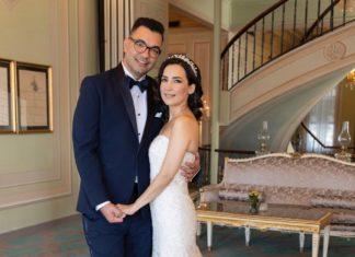 İpek Açar ve Alper Kömürcü Evlendi, İpek Açar'ın Gelinliği, İpek Açar ve Kayahan'ın Kızı, Düğün Fikirleri, Ünlülerin Düğünleri | Neşeli Süs Evim