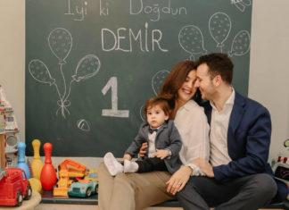 Azra Akın'ın Oğlu Demir 1 Yaşında !, Azra Akın, 1 Yaş Kutlaması, 1 Yaş Partisi, Ünlülerin Çocukları, 1. Yaş Doğum Günü | Neşeli Süs Evim