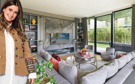 Buse Terim'in Yeni Evi, Ev Dekorasyonu, Ünlülerin Evi, Ev Dekorasyon Fikirleri, Buse Terim'in Evi,Salon Dekorasyonu | Dekorasyon Fikirleri | Neşeli Süs Evim