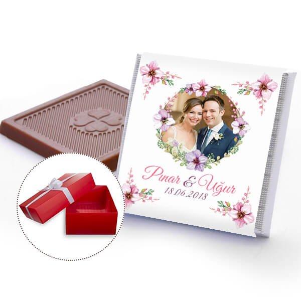 Kişiye Özel Çikolatalar, Hediyelik Çikolatalar, İsme Özel Çikolatalar, Hediyelik Çikolata, Sevgiliye Çikolata, Bebek Çikolatası | Neşeli Süs Evim